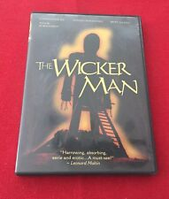 RARE The Wicker Man DVD Anchor Bay