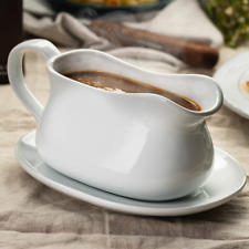 Gravy Boat and Tray