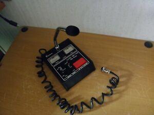 Sadelta Echo Master Plus Classic Echo / Amplified Desk Microphone for CB Radio L