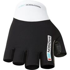 Madison Road Race Men's Cycle Bike Cycling Fingerless Mitts Gloves - SALE!