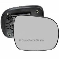Driver side Clip Heated Convex wing mirror glass for Lexus RX 03-08 -Right