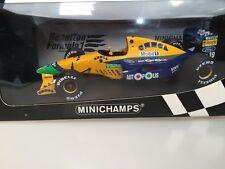 1:18 Minichamps Benetton B191 1991 - Michael Schumacher