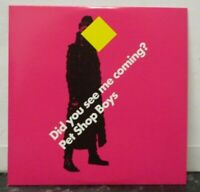 PET SHOP BOYS ~  Did You See Me Coming? ~ 3 TRACK CD SINGLE - CARD SLEEVE