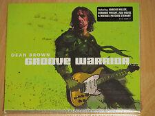 Dean Brown - Groove Warrior - Marcus Miller - Neu + Ovp