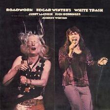 Edgar Winter's White Trash Roadwork Live CD NEW SEALED Johnny Winter