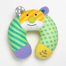 Romero Britto Baby Travel Pillow: Bear * New *