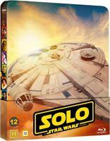 Solo A Star Wars Story Steelbook Blu-Ray Neuf