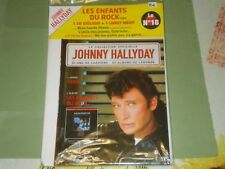 johnny hallyday les enfants du rock/ cd la collection officielle (stray cats)