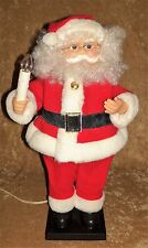 "20"" Tall Vintage ANIMATED SANTA ~ Arms & Head Move ~ by HOLIDAY CREATIONS"