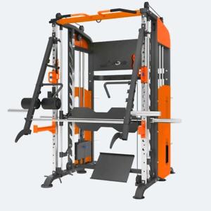 FULL Smith Machine Weight Lifting Home Gym Bodybuilding Powerlifting machine