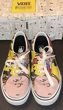 Vans Peanuts Charlie Brown Shoes Size 3 Pre-Owned