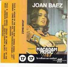K7 AUDIO (TAPE)  JOAN BAEZ *HOUSE OF RISING SUN*