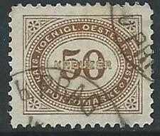 Andorra Francese 1946 Mi Andorra 40 Nuovo ** 100% Segnatasse 50 F