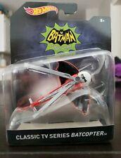 Hot Wheels 1966 Batman Classic TV Series Batcopter