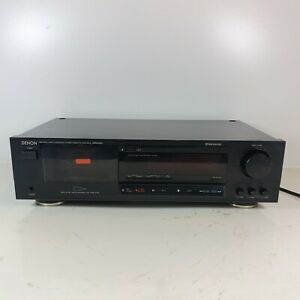 Denon DRM-600 Vintage stereo seperate tape deck