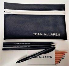 PEN and PENCIL SET Ballpoint Crayons Formula One 1 Team Mclaren F1 NEW! Gift