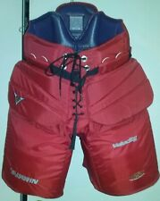 New listing New Vaughn Velocity V6 2000 Pro ice hockey goalie pants pads sz Large L Nwot