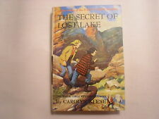 Dana Girls #24, The Secret of the Lost Lake, Early Picture Cover