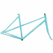 Blue Bicycle Frames
