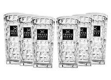 Three Sixty Vodka Wodka Longdrink Glas Gläserset - 6 Stück bar cocktail gläser