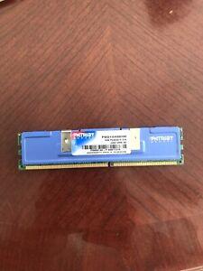 Patriot Memory Signature 1 GB DIMM 1333 MHz DDR3 SDRAM Memory (PSD1G400KH)
