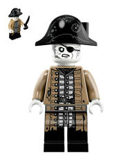 LEGO 71042 Pirates of the Caribbean Silent Mary Minifigure: Lieutenant Lesaro