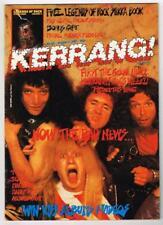 Kerrang! Magazine No.156 October 3 1987 MBox861 Now the Bad News... - Mamas Boys