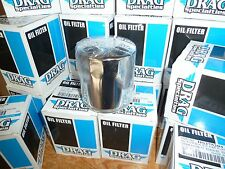 Harley Davidson  Drag Specialties Twin Cam Chrome Oil Filter Fits 99 -17 Models