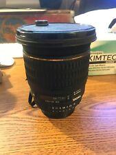 Sigma EX 20mm f/1.8 DF EX DG RF ASP Lens For Nikon