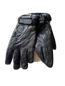 harley davidson leather gloves mens xl