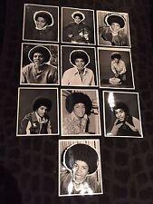 JACKSON 5 Vintage 8X10 PHOTO lot #3 from 16 Magazine Archive-  Tito Marlon