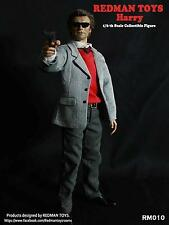 "1/6 Scale  12"" Redman Toys Inspector Harry RM010 MIB in Hand"