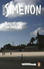 Maigret and the Old Lady: Inspector Maigret #33 by Simenon, Georges | Paperback