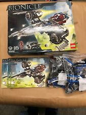 Lego Bionicle JETRAX T6 set 8942, Box And Instructions - PLEASE READ