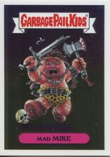 Garbage Pail Kids Chrome Series 1 Base Card 33a MAD MIKE