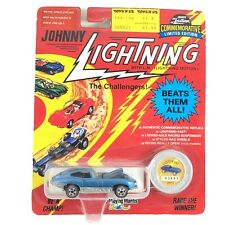 1993 Johnny Lightning Commemorative Custom Jaguar XKE Blue