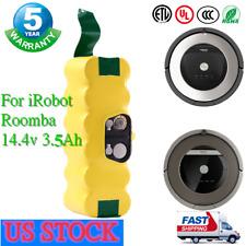 For iRobot Roomba Vacuum 14.4V 3500mAh Battery 500 700 880 900 960 980 NI-MH NEW