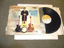 A Million Dollars Worth of Twang by Duane Eddy LP MONO 1960 surf hot rod rockab