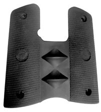1911 .45 Wraparound Rubber Grips with Finger Grooves