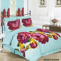 Adam Home New Design Printed Duvet Quilt Cover With Pillowcases Bedding Set