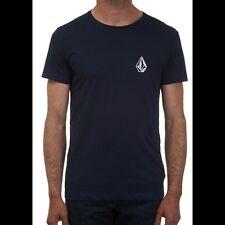 Camisetas de hombre azul Volcom