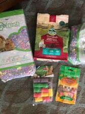 Hamster Supplies / Lot Of 6 / New & Used