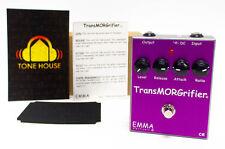 EMMA Electronic Transmorgrifier TM-1 Compressor Instrument Effect Pedal - NEW