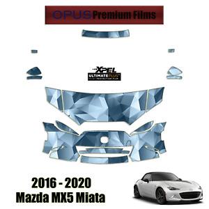 XPEL ULTIMATE Plus PreCut Paint Protection Kit for Mazda MX5 Miata 2016 - 2020