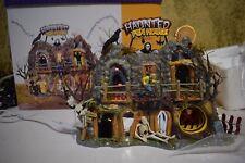 Dept 56 HAUNTED FUN HOUSE - Halloween Gift Set - #55094  (1017H)