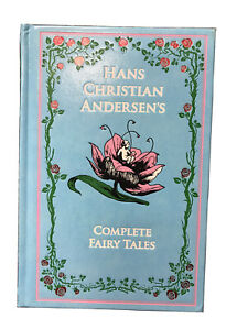 Leather Bound  Classic Complete Canterbury Book Hans Christian Andersen