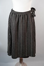 A Cour Corre Woman Rap Around Skirt Size 42