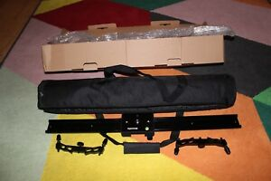 Commlite 60cm camera slider BNIB never used with carry case