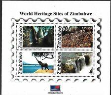 More details for zimbabwe 2005 world heritage sites of zimbabwe
