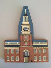 Henry Ford Museum From Cat's Meow Village, 7-3/4 inches tall